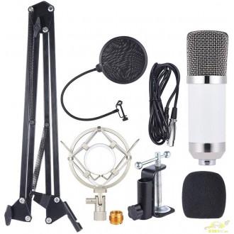 Kit grabacion micrófono de grabacion y soporte