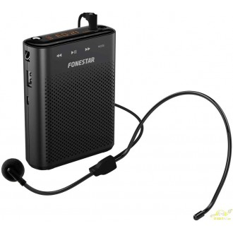 Amplificador portátil de voz Fonestar guias profesores