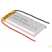 Batería recargable Polímero GSP 532248
