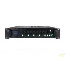 Amplificador 4 zonas independientes 240w Megafonia