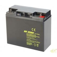 Batería plomo 12,0V/18Ah