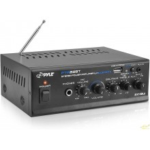 Pyle PTA22BT Amplificador 2 x 40 Watt Bluetooth