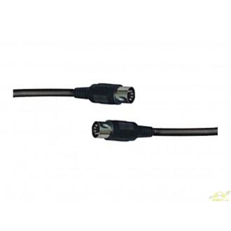 Cable midi 3 metros DIN 5