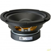 "GRS 6PR-8 6-1/2"" Poly Cone Rubber Surround Woofer"
