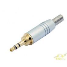 Mini jack roscado Auriculares y micrófonos