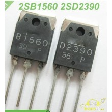 2SB1560 B1560 2SD2390 D2390 TO-3P