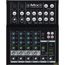Mackie Mix8 mezclador compacto de 8 canales