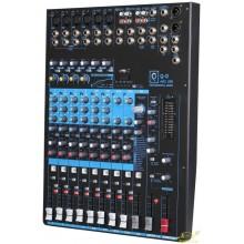 Oqan Mixer Q12 MK2 USB Mezclador compacto de 12 canales