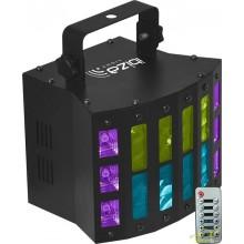 Ibiza Light Combi Strobe UV