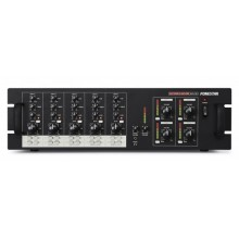 Amplificadores multizona con matriz de 5 canales