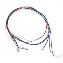 Cables repuesto brazo Giradiscos Tocadiscos Vinilo