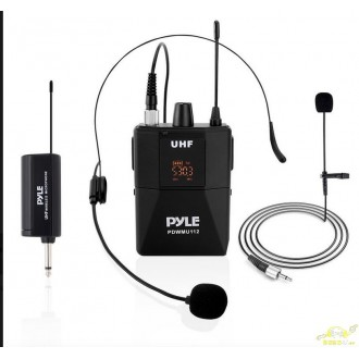 Micrófono de diadema autonomo PDWMU112