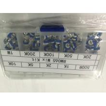 Kit Potenciometros Ajustables 500R - 1 M - Imagen 1