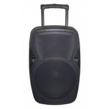 Caja acústica portátil con batería - 120W - Imagen 1