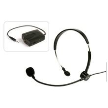 Micrófono Diadema Directo Al Mezclador