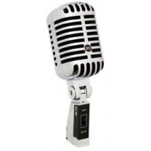 Micrófono Dinamico Vintage retro