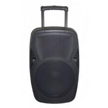 Caja acústica portátil con batería - 100W - Imagen 1