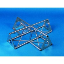 DECOTRUSS intersección de 4 vías SAC 41 de plata