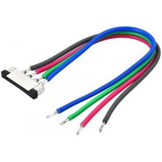 LEDC-2RGB Conector Rapido Tiras Leds - Imagen 1