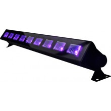 Barra UV LED BAR 9 X 1W IBIZA LIGHT - Imagen 1