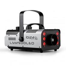 Maquina Humo 900W DMX 6 LED RGB - Imagen 1
