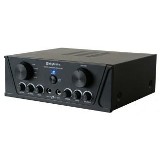 Amplificador Karaoke 2x50w Negro - Imagen 1