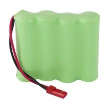 Pack Baterias 4 AA 4,8V 2500 mAh BAT177