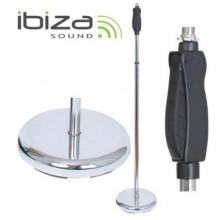 IBIZA SOUND PIE DE MICROFONO SM008