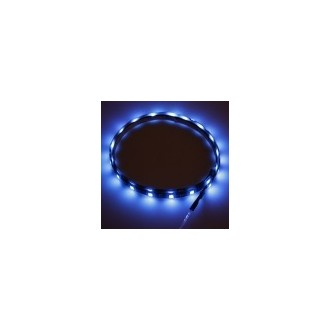 TIRA LEDs 60cm AZUL 12V - Imagen 1