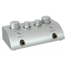 Mezclador de microfonos para Karaoke - Imagen 1