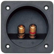 Bornes de conexión para altavoz. - Imagen 1