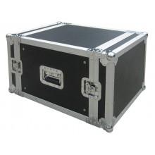 Rack 8 unidades Transporte Etapas de sonido Procesadores