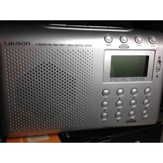 Radio Multibanda 4 Bandas RD106 Lauson - Imagen 1