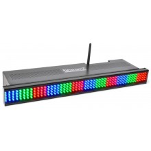 Wi-Bar Led Rgb Inalambrico Y Bateria Recargable