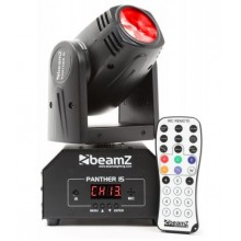 Cabeza Movil Mini LED BeamZ Panther 15