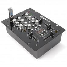 Mezclador de 2 canales USB/MP3 - Imagen 1