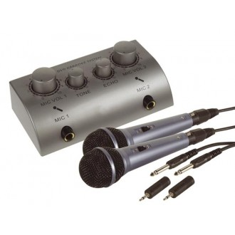 Mezclador De Micròfonos Karaoke - Imagen 1