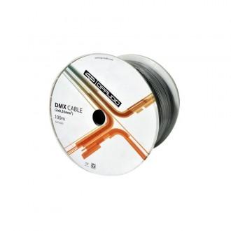 Bobina 100m Cable DMX - Imagen 1