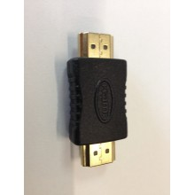 Doble Hdmi Macho Adaptador