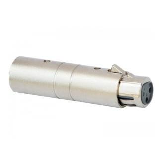 Canon 5 Pines Macho a 3 Hembra DMX - Imagen 1