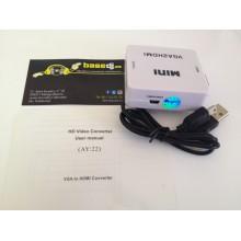 Convertidor Vga a HDMI - Imagen 1