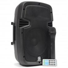 Altavoz A Bateria 350w Usb Bluetooth