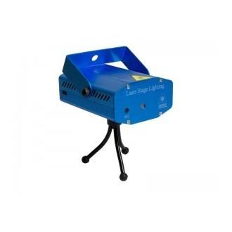 Nano Laser 30mW Verde 100mW Light Side - Imagen 1