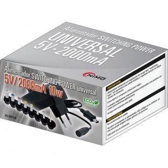 Alimentador Electronico 5v 2 Amperios - Imagen 1