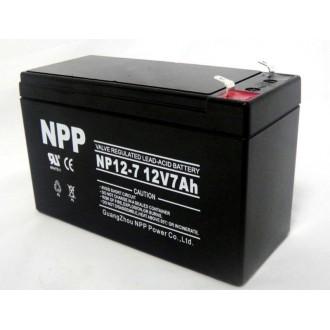 Bateria De Plomo 12v 7 Amperios - Imagen 1