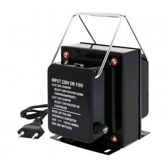 Auto transformador 110V - 220Vca, 1000W - Imagen 1