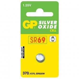 Pila Oxido De Plata GP-70 - Imagen 1