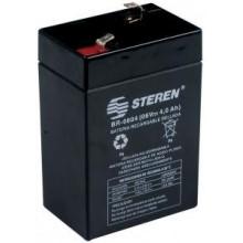6v 4,5 Amperios Bateria Plomo