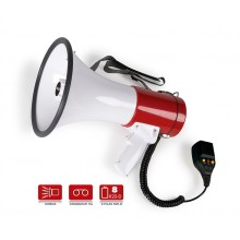 Megafono Con Grabador 15 Segundos - Imagen 1