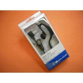 Micro auricular doble jack Alan MA-21L - Imagen 1